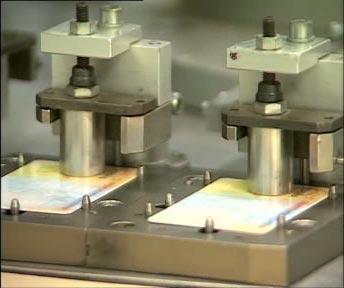 Vídeo sobre la fabricación del DNI