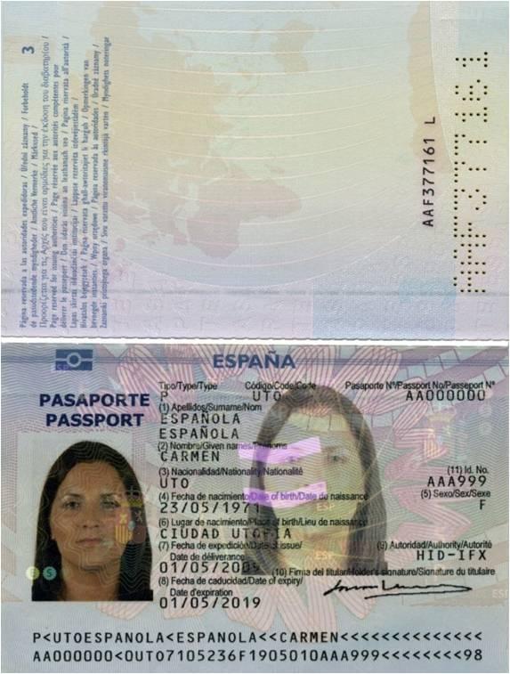 Abre ventana nueva. Impresión Pasaporte 2.0